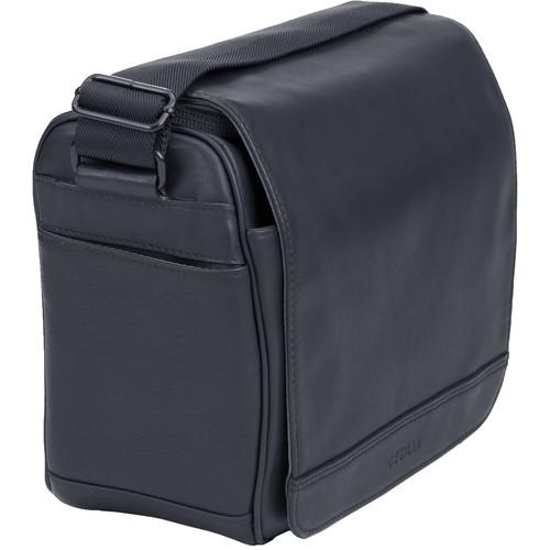 Cecilia Gallery Tharp 8L Camera Bag (Black, Leather)
