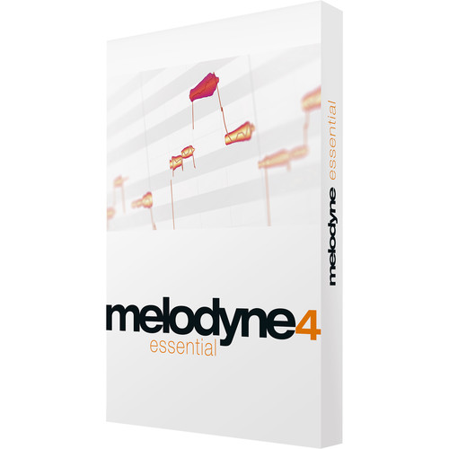 Celemony Melodyne Essential 4 - Pitch Shifting/Time Stretching Software (Boxed)