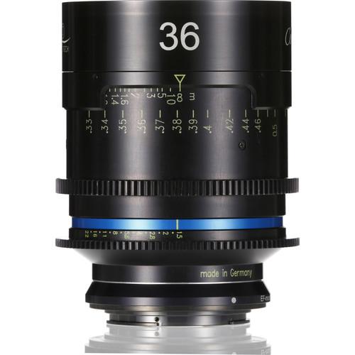 Celere HS 36mm Metric Lens with E Mount