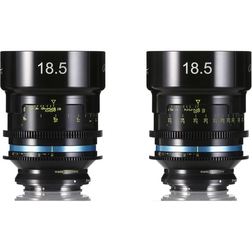 HANSE INNO TECH HS 18.5mm Ft/m with EF Mount