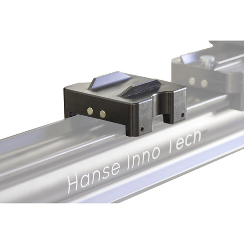 HANSE INNO TECH Sliding Plate with Standard Dovetail for Compact Collimator 1 & 2