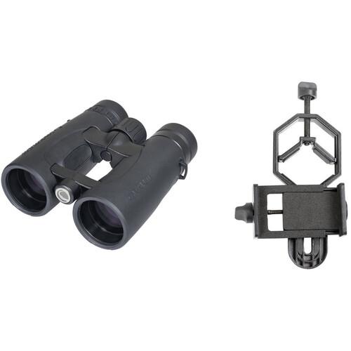 Celestron 10x42 Granite ED Binocular Digiscoping Kit