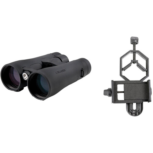 Celestron 10x50 Granite Binocular Digiscoping Kit