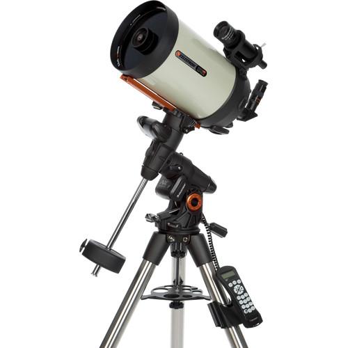 "Celestron Advanced VX 8"" f/10 EdgeHD Schmidt-Cassegrain GoTo EQ Telescope"