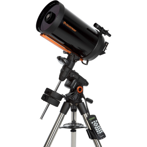 "Celestron Advanced VX 9.25"" f/10 Schmidt-Cassegrain GoTo EQ Telescope"