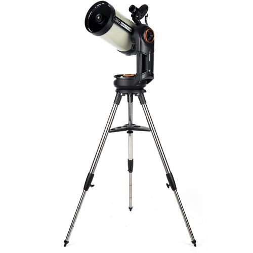 Celestron NexStar Evolution 8 203mm f/10 EdgeHD Aplanatic Cassegrain GoTo Telescope with StarSense AutoAlign