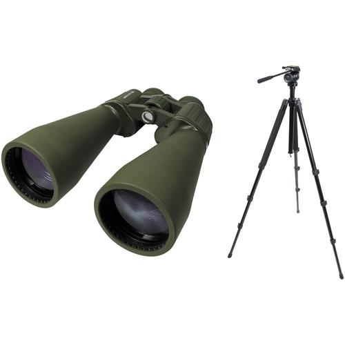 Celestron 15x70 Cavalry Binocular Kit