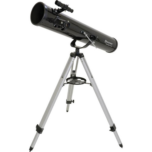 "Celestron PowerSeeker 114 AZ 4.5""/114mm Reflector"