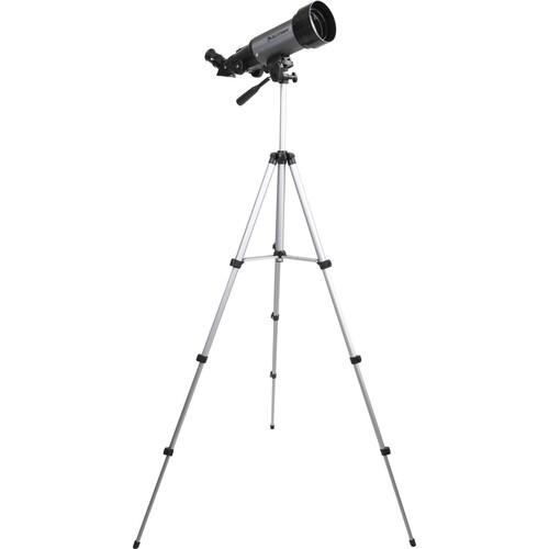Celestron Travel Scope DX 70mm f/6 AZ Refractor Telescope