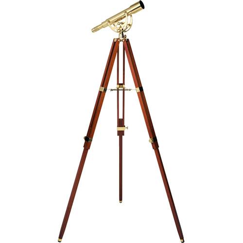 Celestron Ambassador Executive 50 15-45x50 Brass Telescope