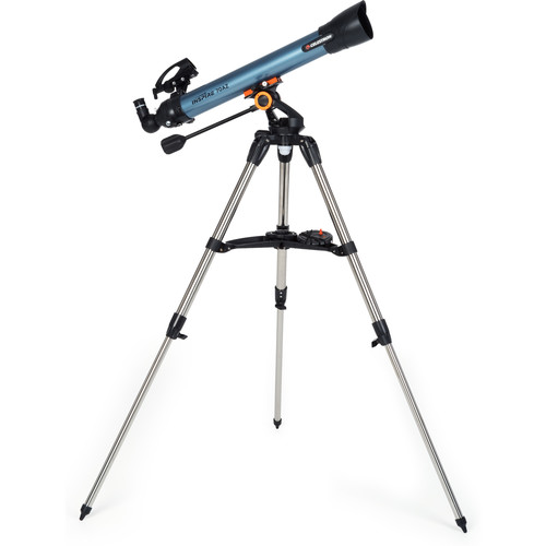 Celestron Inspire 70AZ 70mm f/10 Alt-Az Refractor Telescope