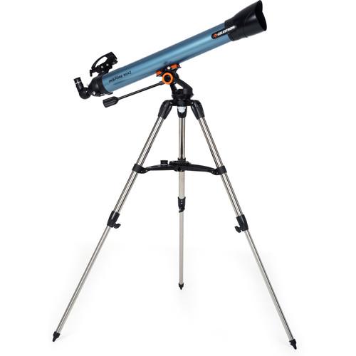 Celestron Inspire 80AZ 80mm f/11 Alt-Az Refractor Telescope