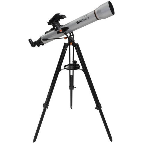 Celestron StarSense Explorer LT 80AZ 80mm f/11 AZ Refractor Telescope