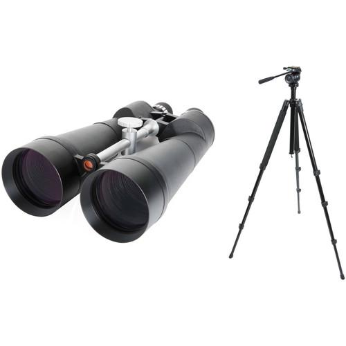 Celestron 25x100 SkyMaster Binocular Kit