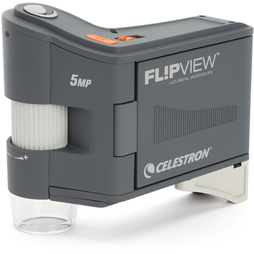 Celestron 5.0MP FlipView LCD Digital Handheld Microscope