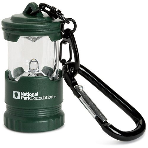 Celestron Miniature Keychain Camp Lantern (National Park Foundation)