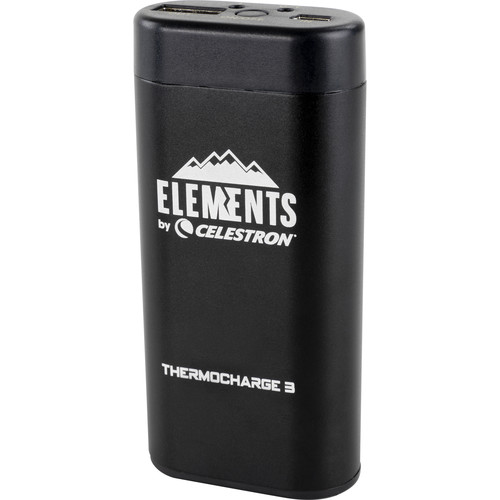 Celestron Elements ThermoCharge 3 Power Bank