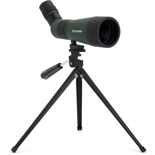 Celestron LandScout 12-36x60 Spotting Scope with Tripod