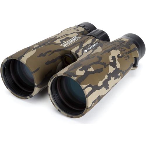 Celestron 12x50 Gamekeeper Roof Prism Binoculars (Mossy Oak Bottomland Camo)
