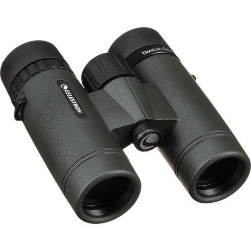 Celestron 8x32 TrailSeeker Binoculars (Green)