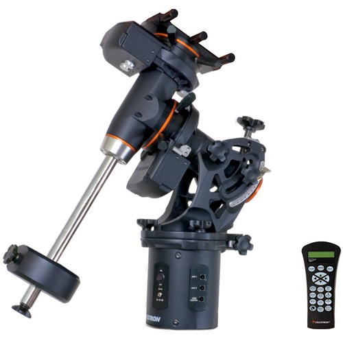 Celestron CGE Pro Computerized German Equatorial Mount without Tripod