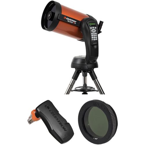 Celestron NexStar 8 SE 203mm f/10 Schmidt-Cassegrain GoTo Telescope WiFi Kit