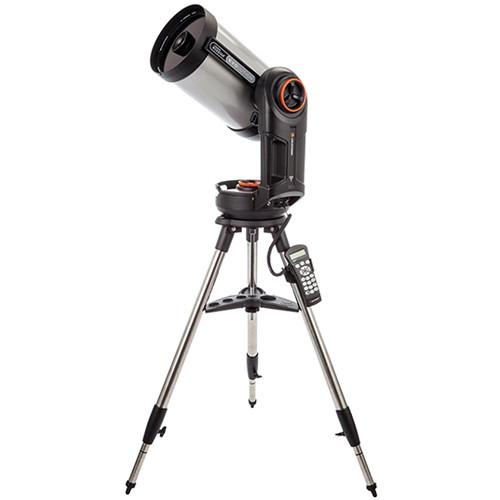 "Celestron Nexstar Evolution 8"" f/10 GoTo Schmidt-Cassegrain Telescope and Case Kit"
