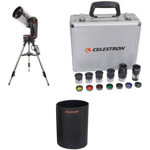 Celestron NexStar Evolution 8 203mm f/10 Schmidt-Cassegrain GoTo Telescope and Accessories Kit