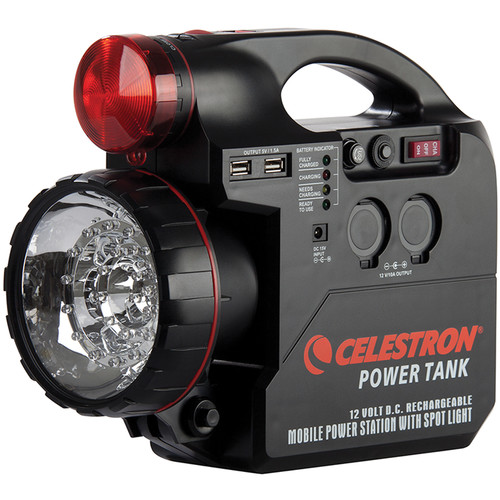 "Celestron Deluxe Telescope 1.25"" Observation and Power Accessory Kit"