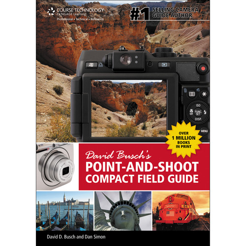 Cengage Course Tech. Book: David Busch's Point-and-Shoot Compact Field Guide