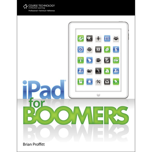 Cengage Course Tech. Book: iPad for Boomers