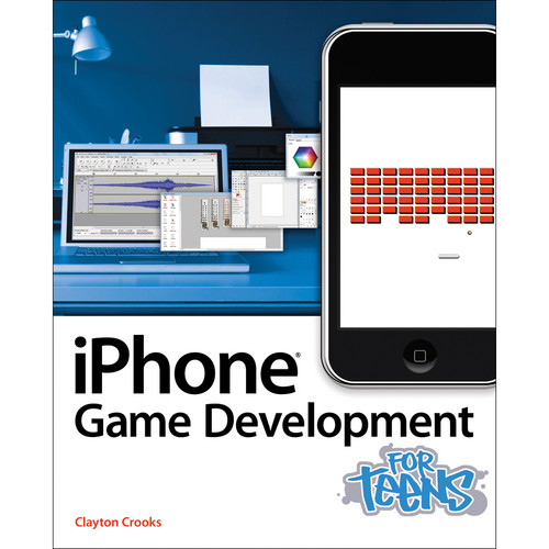 Cengage Course Tech. Book: iPhone Game Development for Teens (1st Edition)