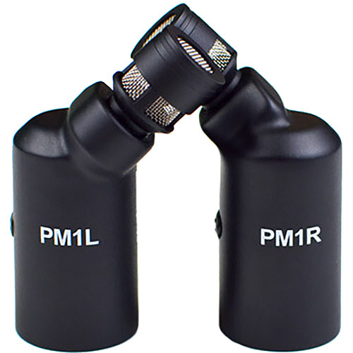 CEntrance PivotMic PM1 XY Stereo Condenser Recording Microphone (Matched Pair)