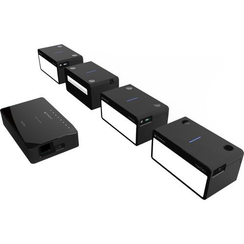 Cerevo FlexTally Wireless Tally Lamp System