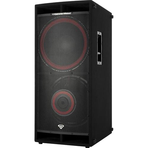 """Cerwin-Vega CVi-218S 18"""" Passive Portable PA Speaker"""