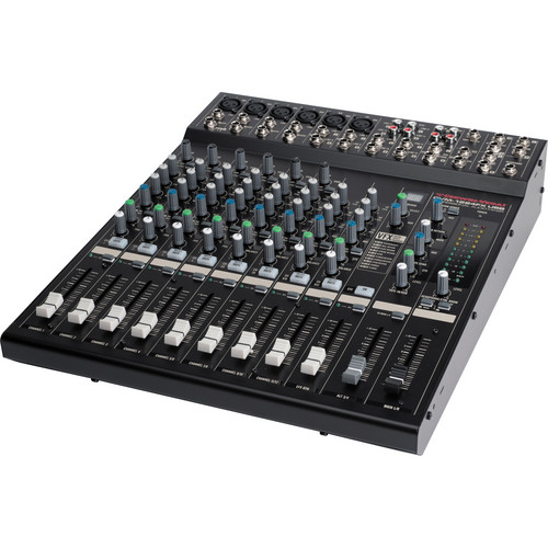 Cerwin-Vega CVM-1224FXUSB 12-Channel Rack-Mountable Mixer