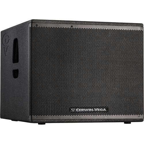 "Cerwin-Vega CVXL Series 18"" Powered Subwoofer"