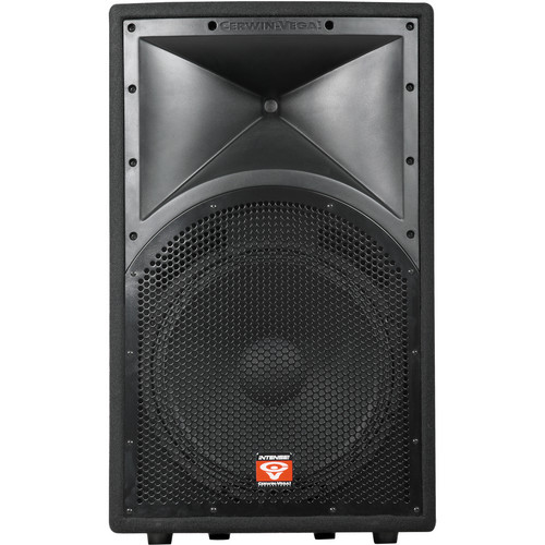 "Cerwin-Vega INT-152 V2 15"" 2-Way Full Range Portable PA Speaker"