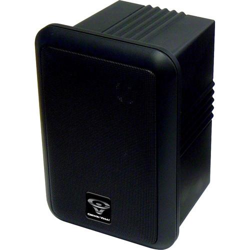 Cerwin-Vega SDS-525B-T Structural Design Series Speakers (Pair, Black)