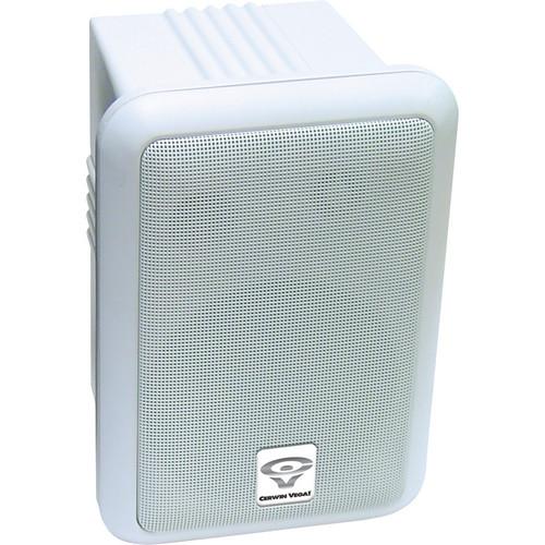 Cerwin-Vega SDS-525W-T Structural Design Series Speakers (Pair, White)