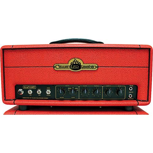 Chandler GAV19T 19-Watt Guitar Amplifier Head