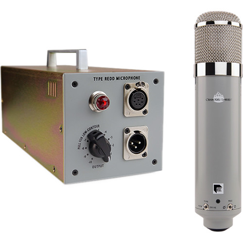 Chandler REDD Large-Diaphragm Condenser Microphone with Built-In Tube Preamplifier
