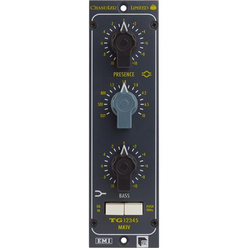 Chandler TG12345 MKIV 500 Series Mono 2-Band Curve Bender Equalizer