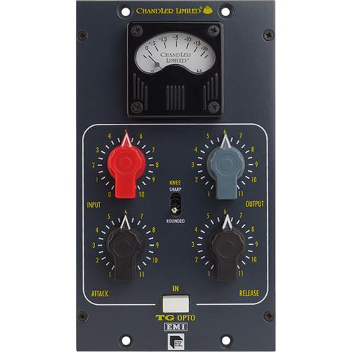 Chandler TG Opto Compressor 500-Series