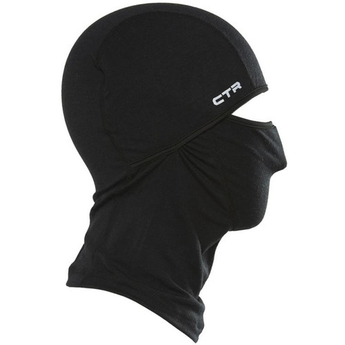 CHAOS-CTR Adrenaline Multi-Tasker Hinged Balaclava (Junior, Black)