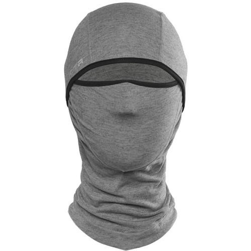 CHAOS-CTR Adrenaline Multi-Tasker Hinged Balaclava (L/XL, Heather Gray)