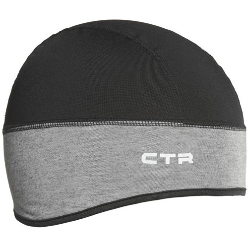CHAOS-CTR Adrenaline Combo Shaped Skully (Adult, Heather Gray)