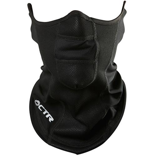 CHAOS-CTR Mistral Neck/Face Protector (Junior, Black)