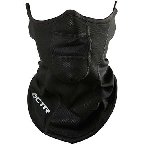 CHAOS-CTR Mistral Neck/Face Protector (L/XL, Black)