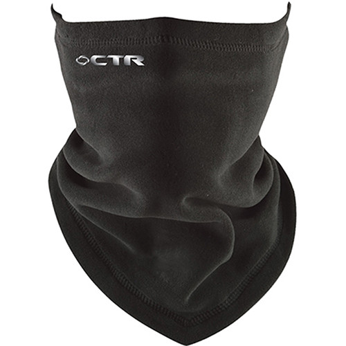 CHAOS-CTR Tempest Neck Gaiter (One Size, Black)